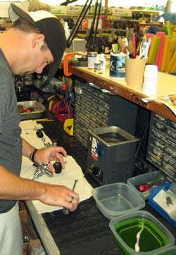 O2 Service technician
